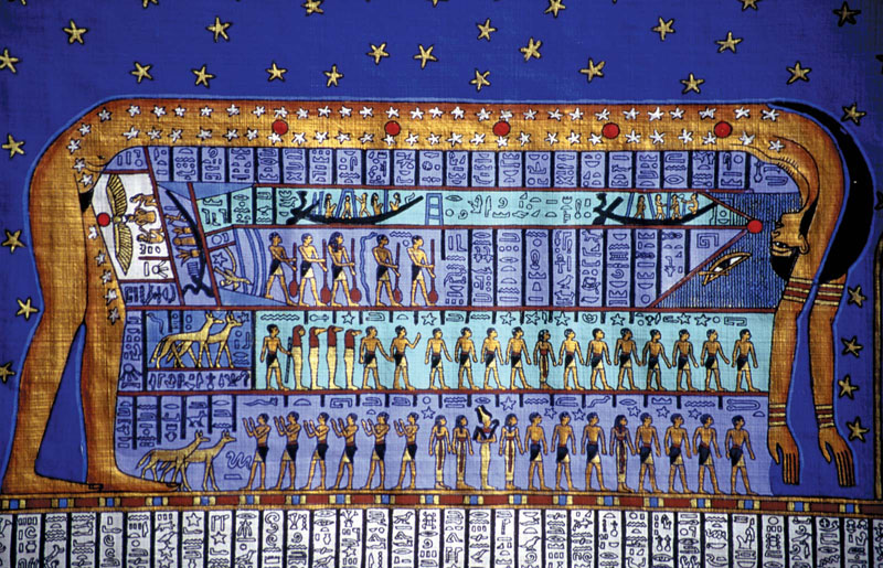 an introduction to the egyptian cosmology Thousands of texts discuss egytpain cosmology and cosmogony james allen has selected sixteen to translate and discuss in order to shed light on one of the questions that clearly preoccupied.