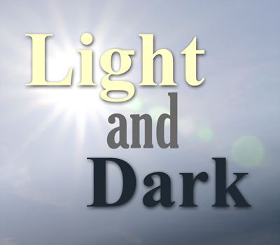 Sophia Centre Conference: Light and Dark 2019